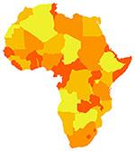 Africa Mercer BenefitsMonitor continent graphic