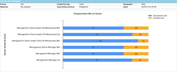 Compensation Mix Analysis image