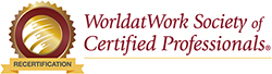 World at Work Society of Certified Professionals logo