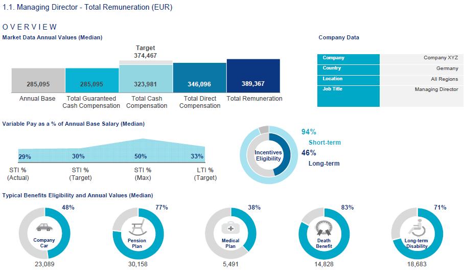 Strategic Job Market Pricing Report | Mercer