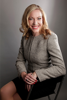keynote speaker Elizabeth Linder photo