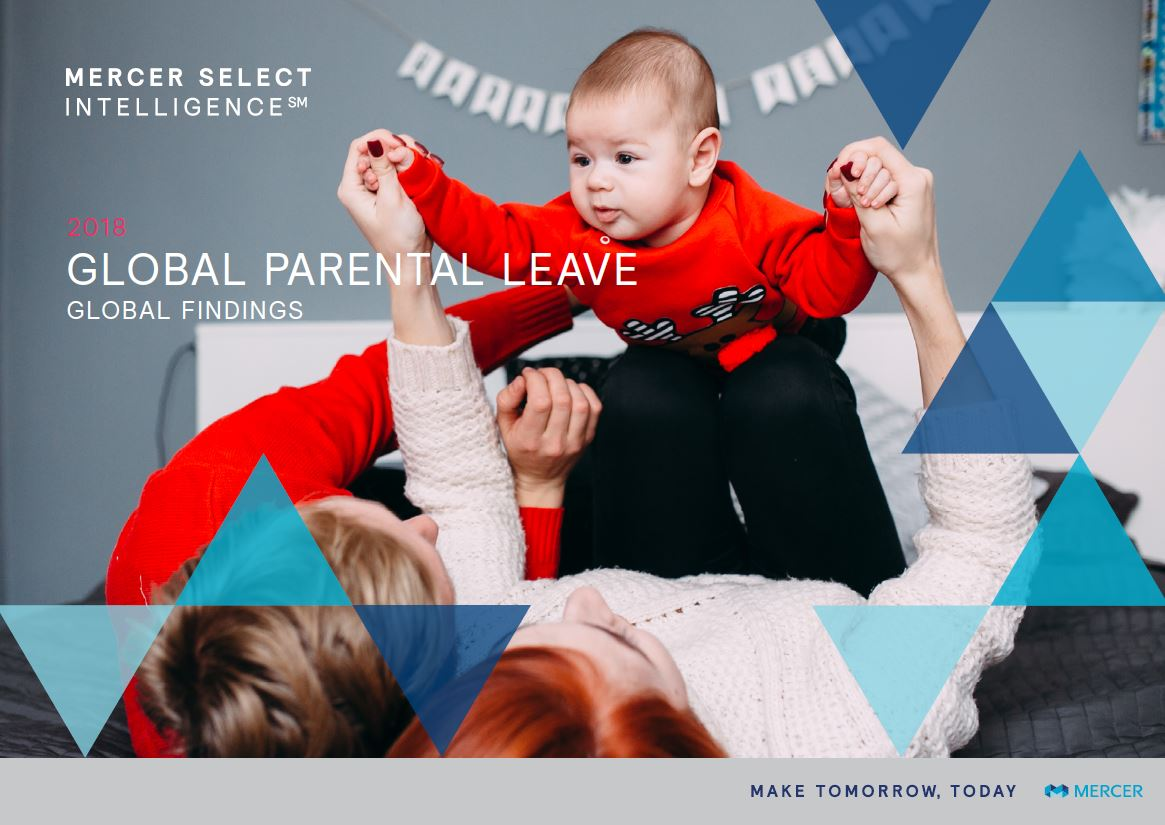 Global & Paid Parental Leave Benefit Policy Reports hero image