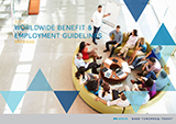 Worldwide Benefit & Employment Guidelines image