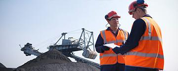 energy/mining industry image