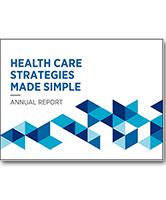 Health Care Strategies Made Simple Report