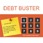 Provides nine easy ideas for reducing debt practically and effectively