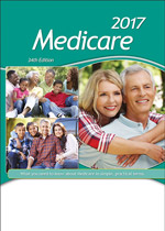 2017 Medicare booklet cover image